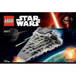 LEGO Star Wars 30277 First Order Star Destroyer Star Wars First Order Star Destroyer - Mini polybag