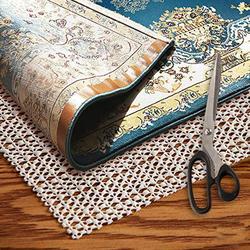 Area Rug Pad Grippers 2x6 - Non-Slip Rug Pad 2x6 Rug Pad Under Rug Non Skid Under Cushions Extra Grip for Hardwood Floor Rug Non Slip Pad Skid for Rug Slip Rug Non Slip Carpet Mat