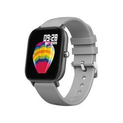 SENBONO P8 Smart Watch Bracelet Waterproof Touch-Screen Silicone Strap Heart Rate Fitness Watch Multiple Sports Mode Smartwatch