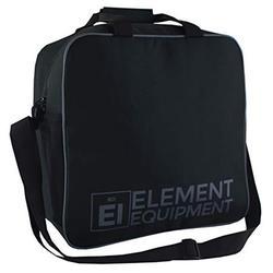 Element Equipment Padded Boot Bag Snowboard Ski Boot Bag Black/Grey