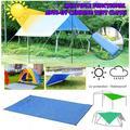 "82.7""x78.7"" Waterproof Tent Tarp Multi-function Raincoat Rain Tent Tarp Shelter Anti UV Sun-proof Canopy Patio Cover For Outdoor Camping Fishing"