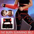 Women Waist Trainer Belt Waist Thigh Train Trimmer Belt Sport Trainer Belt Weight Loss Body Slimming Body Belt Slimming Sports Belt Body Shaper Back Support Fitness Waist Trainer