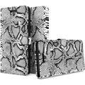 Fcclss Cell Phone Case for TCL REVVL 4 Plus (Not for REVVL 4), T-Mobile REVVL 4 Plus Case PU Leather Clip Flip Wallet Case Shockproof with Wrist Strap
