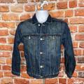 Levi's Jackets & Coats | Levi Denim Jean Jacket Boys Xl | Color: Blue | Size: Xlb