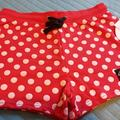 Disney Bottoms   Disney Minnie Mouse Girl Shorts   Color: Red/White   Size: 12g