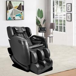 Inbox Zero Neck Massage Chair & Back Massager, Full Body Zero Gravity Shiatsu Recliner,Shiatsu & Rolling Massage For Full Body Muscle Pain Relief