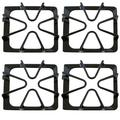 Kitchen Basics 101 Replacement Oven Stove Range Burner Grates in Black, Size 1.7 H x 8.8 W x 8.2 D in | Wayfair 3050-093