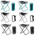 Folding Bench Fishing Chairs Superhard High Load Outdoor Camping Chair Portable Bench Hiking Fishing Bench Aluminium Accessories