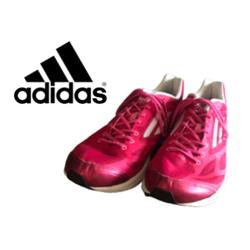 Adidas Shoes | Adidas Adizero Womens Running Shoes | Color: Blue/Pink | Size: 10.5
