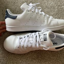 Adidas Shoes | Adidas Stan Smith Casual Shoes | Color: Blue/White | Size: 10.5