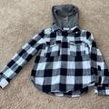 Columbia Shirts & Tops | Boys Columbia Flannel | Color: Black/White | Size: 4b