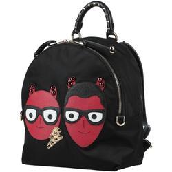 Backpack - Black - Dolce & Gabbana Backpacks