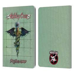 Head Case Designs Officially Licensed Motley Crue Albums Dr. Feelgood Leather Book Wallet Case Cover Compatible with Amazon Kindle Paperwhite 1 / 2 / 3
