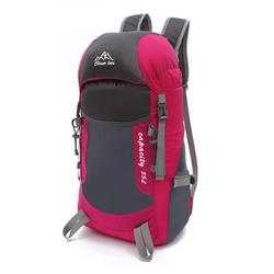 Foldable Bag Super Soft Skin Pack Travel Backpack Outdoor Trekking Climbing Mountain Travel Waterproof Hiking Backpack Men Women Softback Bags