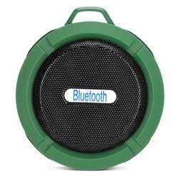 EBTOOLS Waterproof Wireless Speaker, Mini HIFI Music Speaker With Stereo Bass Sound, Portable Outdoor Speaker For Sports, Cycling, Compatible With PC MP3 Phone Tablet