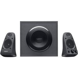 Refurbished Logitech Z625 THX Certified 3 Piece 2.1 Channel Multimedia Computer Speakers
