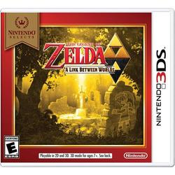 Nintendo Selects: The Legend of Zelda: A Link Between Worlds - 3DS, Nintendo Selects highlights a variety of great games at a great price, including.., By Visit the Nintendo Store
