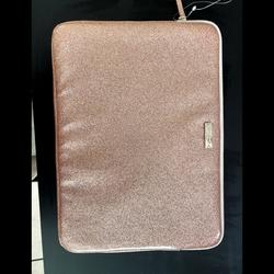 Kate Spade Accessories   Kate Spade Glitter Laptop Case   Color: Pink   Size: 13 Inches Laptop Case