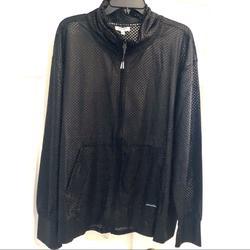 Nine West Jackets & Coats   Black Nine West Active Jacket. 2x Plus. Nwt   Color: Black   Size: 2x