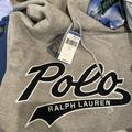 Polo By Ralph Lauren Sweaters | Polo Ralph Lauren Mens Gray Grey Heather Hoodie | Color: Gray | Size: L