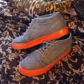 Nike Shoes   Mens Nike Casual Shoes   Color: Gray   Size: 8.5