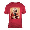 Saint Keanu Reeves The Savior Christ God Rock Legend Classic Rare T Shirt