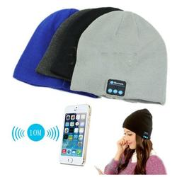 Bluetooth Music Beanie Wireless Bluetooth 4.2 Knit Hat with Headphone Speakers & Mic for Men Women Christmas Gifts