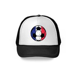 Awkward Styles France Soccer Ball Hat French Soccer Trucker Hat France 2018 Baseball Cap France Trucker Hats for Men and Women Hat Gifts from France French Baseball Hats French Flag Trucker Hat