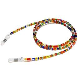Aktudy Handmade Beads Sunglasses Lanyard Chain Eyewear Glasses String Neck Strap