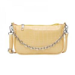 ZAVAREA Armpit Bag Female Bag 2021 New Wave Spring And Summer Retro French Niche Wild Casual Simple Shoulder Bag French Bag