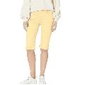 Rafaella Weekend Denim Skimmer Shorts in SNAP DRAGON, Size 16