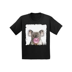 Awkward Styles Cute Animal Themed Collection Funny Koala with Gum Nifty Koala Clothing Koala Lovers Funny Gifts for Kids Childrens Outfit Koala Tshirt Koala Toddler Shirt Toddler T Shirt for Kids