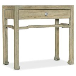 Hooker Furniture Surfrider 1 - Drawer Nightstand Wood in Brown, Size 30.25 H x 32.0 W x 17.0 D in   Wayfair 6015-90015-80