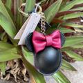 Kate Spade Accessories | Kate Spade Ny Ksny X Minnie Mouse Minnie Mouse | Color: Black/Red | Size: Os