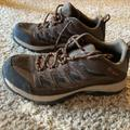 Columbia Shoes | Columbia Mens Crestwood Waterproof Hiking Shoe | Color: Brown/Tan | Size: 9