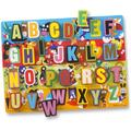 Melissa & Doug Jumbo ABC Chunky Puzzle, This product is made of high quality material By Visit the Melissa Doug Store