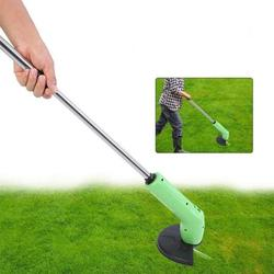 Retractable Lawn Mower, Lightweight And Powerful Lawn Mower Trimmer Cordless Trimmer, Lawn Mower Portable Handheld Lawn Mower Mini Cordless Trimmer For Garden Weeding