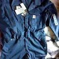 Carhartt Other   Men Flame Resistant Carhartt Coverall   Color: Blue   Size: 48 Tall