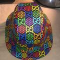 Gucci Accessories   Gucci Psychedelic Bucket Hat   Color: Blue/Green   Size: Medium