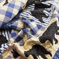 Bay Isle Home™ Reversible Quilt Set Twin Size in White/Black/Indigo, Size Twin Quilt + 1 Sham | Wayfair 3E2C95EB12E74138871FA465FC39036D