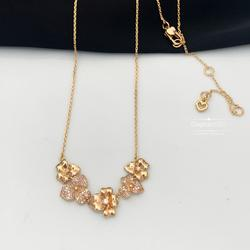 Kate Spade Jewelry   Kate Spade Necklace Gold Flower Necklace   Color: Gold   Size: Os