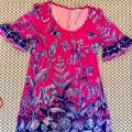 Lilly Pulitzer Dresses | Lily Pulitzer Cover Up Dress | Color: Pink | Size: S