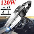 6500PA Handheld Vacuum, Hand Vacuum Cordless Rechargeable, Small and Portable with High Power and Quick Charge for Home and Car Cleaning