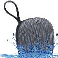 Bluetooth Wireless Soundbox, IPX6 Dustproof Waterproof, Built-in Mic, TF Card Slot, Loud Sound Enhanced Bass Grey