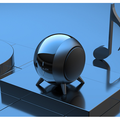 2021 new TWS wireless bluetooth speaker mini metal cannon speaker