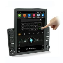 9.7'' Android 8.1 Vertical Screen Auto Stereo Car Radio 2 Din Gps 2.5D Hd 1080P Car Mp5 Player With Bluetooth Wifi,Suppport Rear Camera[1+16G]