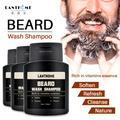 Shampooing pour barbe pour hommes, 2 pièces, 120 ml, hydratant, nettoyage en profondeur,