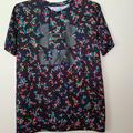 Under Armour Shirts & Tops   Abstract Under Armour Yxl Beautiful Tee Shirt   Color: Black/Blue   Size: Xlg