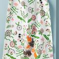 Anthropologie Kitchen   Anthropologie Bunny Tales Dish Cloth   Color: Green/White   Size: Os