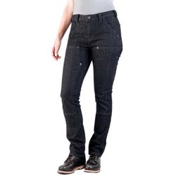 Women's Plus Size High Waist Jeans Casual Skinny Denim Jeggings Pants Trousers
